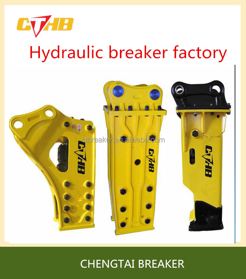 Hitachi mini excavator hydraulic rock breaker jack hammer for sale