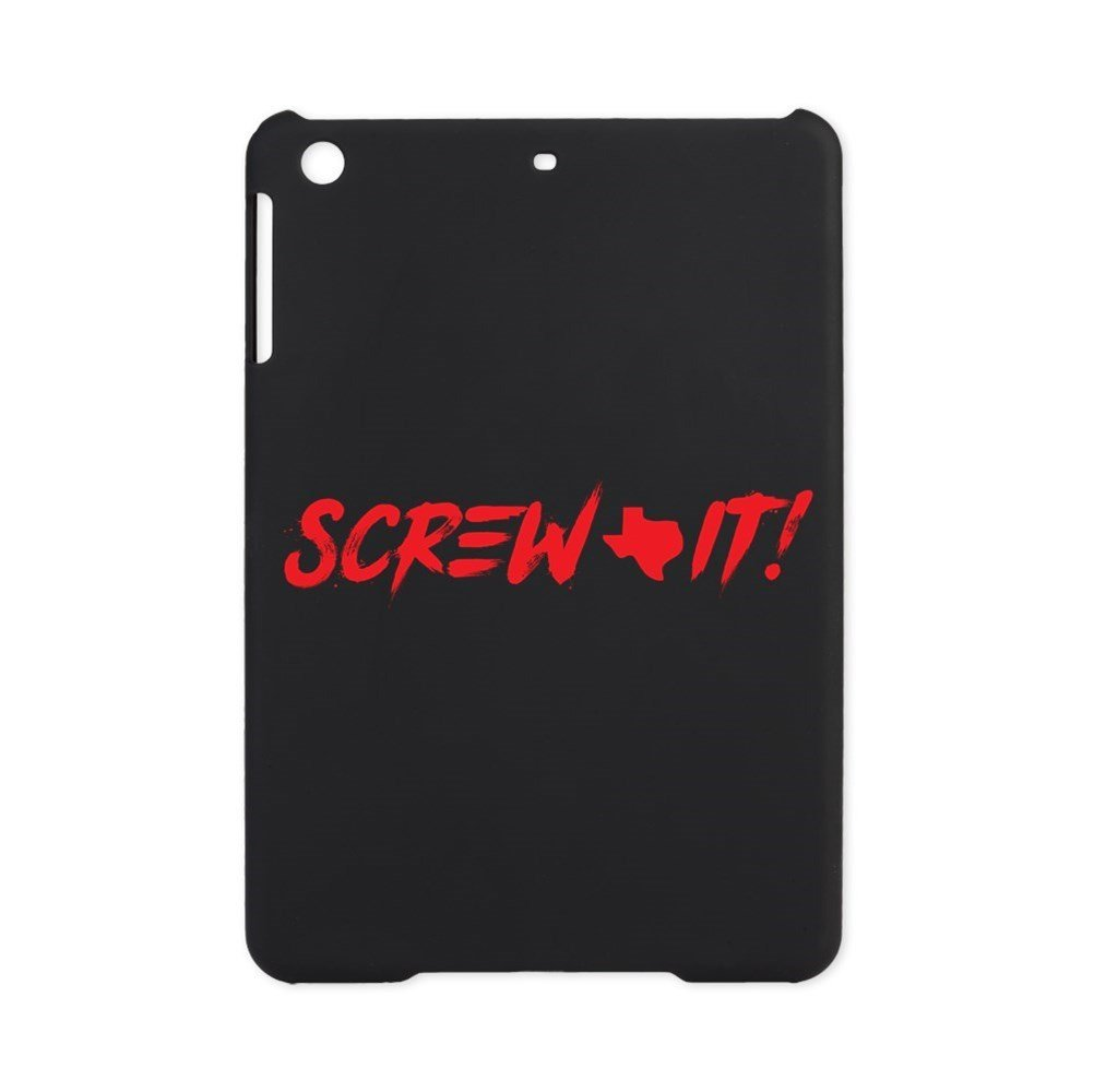 4TheCrime SCREW IT! iPad Mini Case