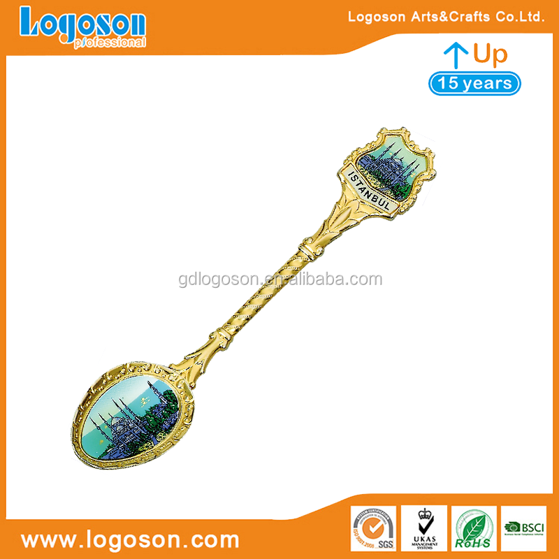 Decorative Engraved Spoon Custom Collectible Spoons Animal Spoon