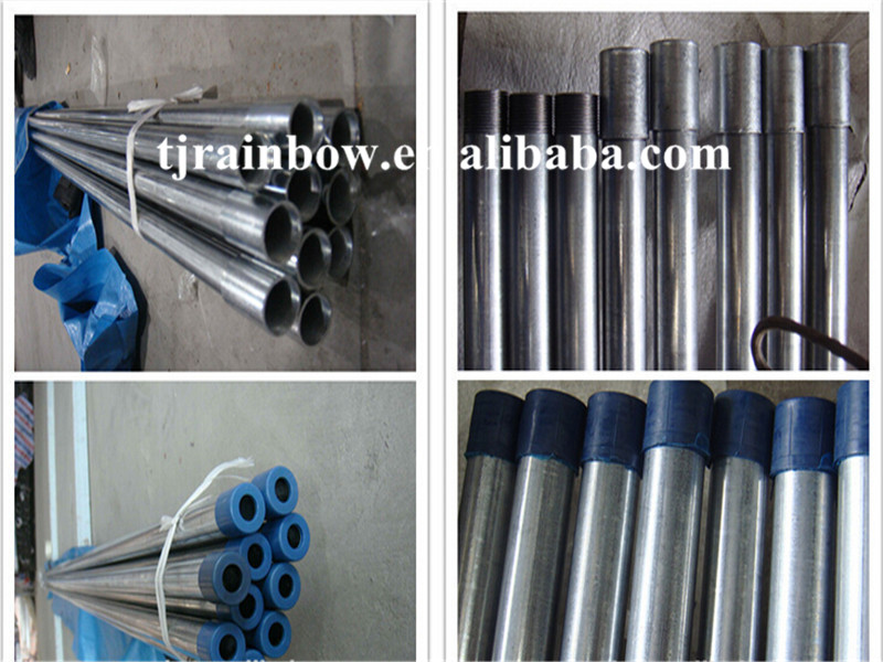 Galvanized electrical conduit pipe/EMT/IMC/RMC