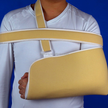 CE aprobado por la FDA ortopédicos cabestrillo de brazo para la  inmovilización de heridos miembros  9a1f6a7acf96