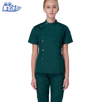 9cfe3b6596f Oem Hospital Medical Scrubs China Nurses Uniform Design Pictures ...