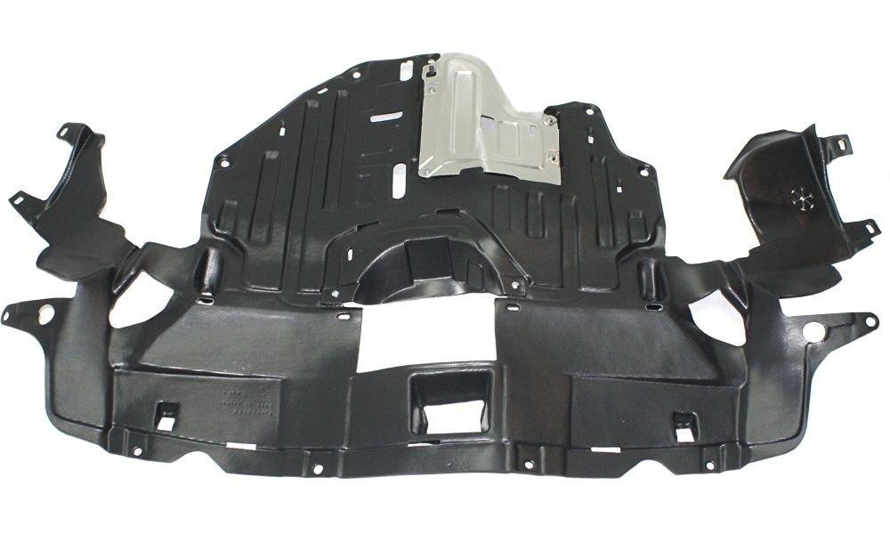 New Front Engine Splash Shield Under Cover Fits 2010-2011 Honda CR-V HO1228133