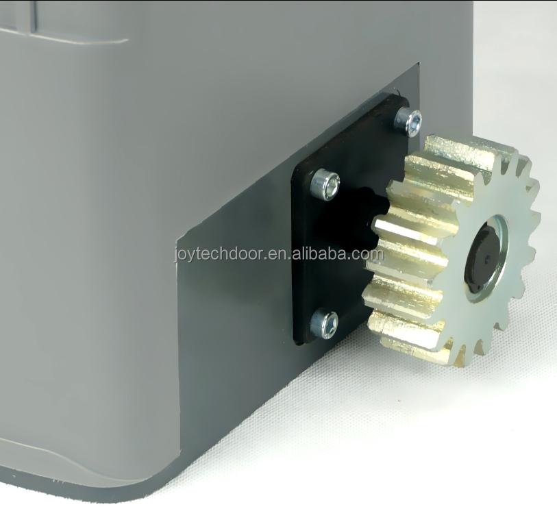 Joytech 1400kg ac electric automatic sliding gate opener for Electric motor for sliding gate