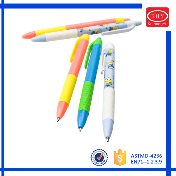 Office and School Big Discount Smooth Writing Grip Ball Pens