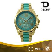 2016 factory price 38mm dia alloy watch case watch women lady