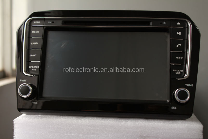 car radio gps For VW Jetta 2013 navigation with bluetooth
