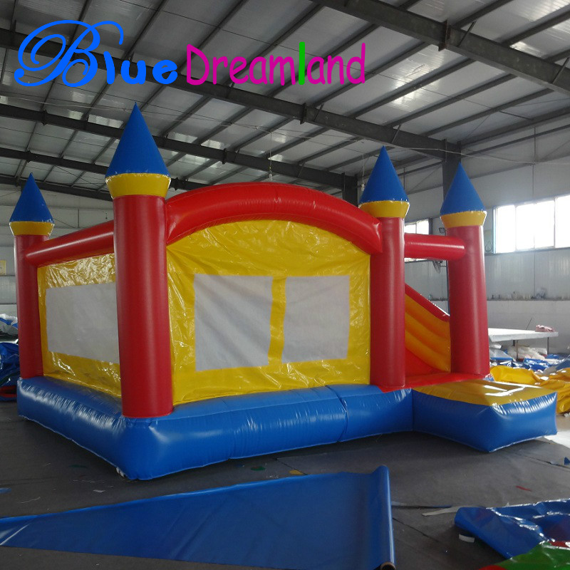 High brightness customized inflatable jumper castle