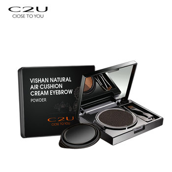 new style powder private label waterproofs powder eyebrow