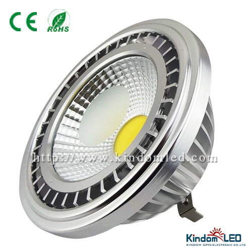 15W AR111 spotlight, Led spotlight AR111