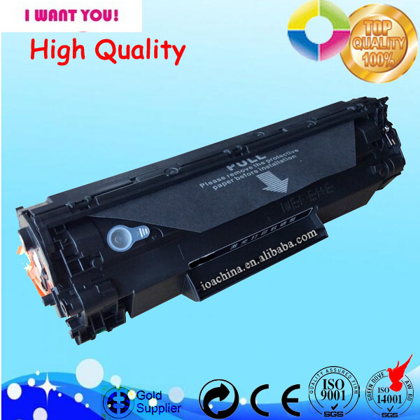 printer part compatible canon lbp6000 lbp6018 toner cartridge