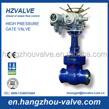WCB WC6 WC9 steam gate valve