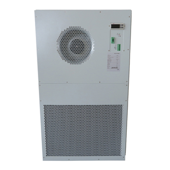 High quality 80W/K mini heat exchanger for telecom battery cabinet cooling