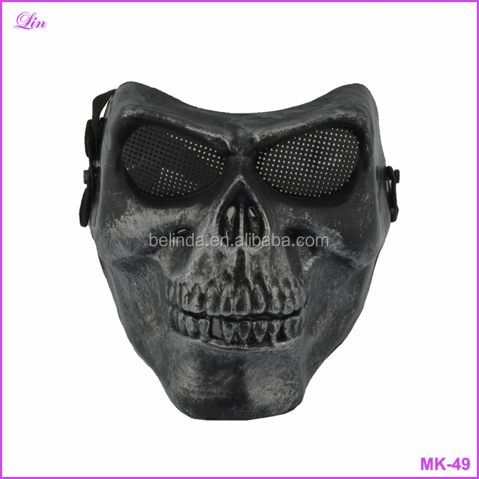 Unisex Skull Head Full Face Masks