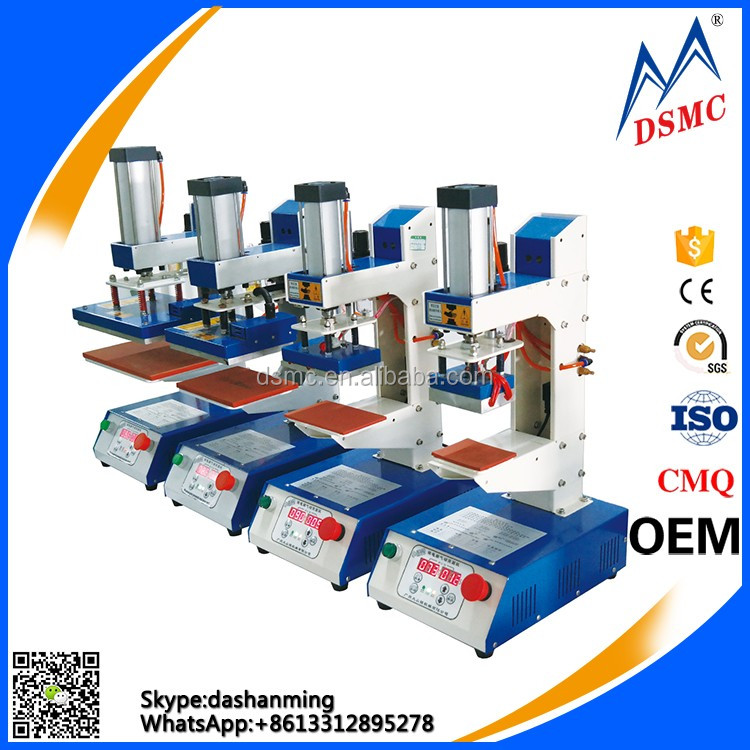 New type Hot Foil Stamping Machine Manual leather and paper stamping machine Bronzing Machine