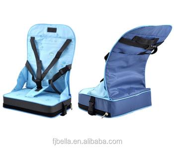 Opvouwbare Reis Kinderstoel.Baby Peuter Stoelverhoger Reizen Dineren Voeding Kinderstoel