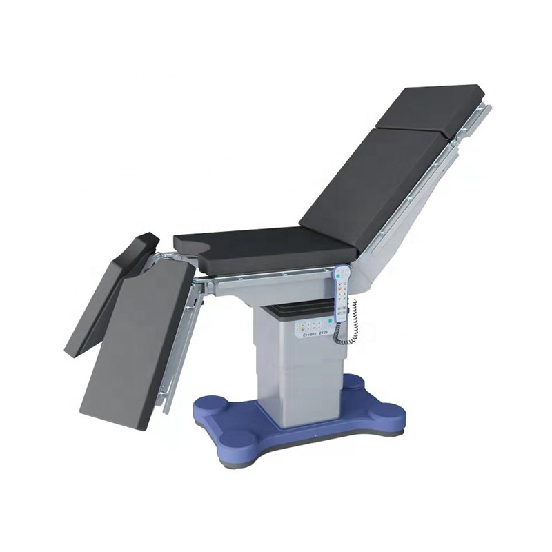 Universal hydraulic surgical table with high quality medical examination table theray table surgical surgery operating