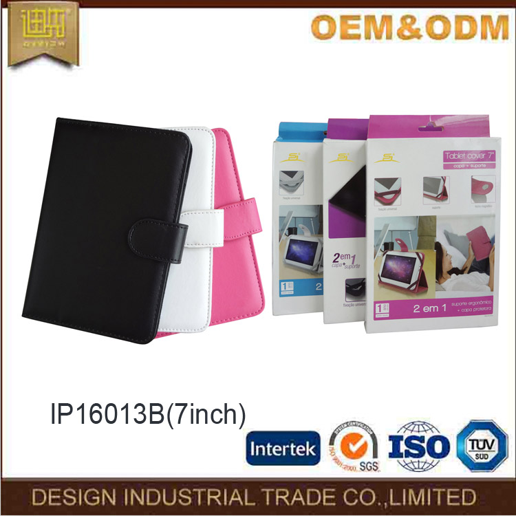 2017 most popular high quality multi color white pu leather case for kobo tablet cover case for touch e-reader kobo