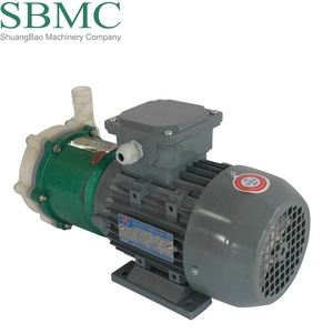 of ISO9001 Standard close coupled centrifugal magnetic drive motor pump 20 hp