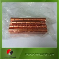 N35-N52(M,H,Sh,Uh,Eh) Sintered Super High Performance Cu Coating Magnet