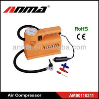 Yellow outlooking air conditioner compressor r22 gas