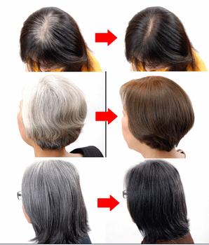 allergy free hair dye hair color vcare shampoo dye 5 mins dye black