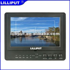 Lilliput 7 Inch CCTV LCD Monitor with HDMI input for Full HD Video Camera monitor