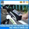 Alibaba waterproof custom travel tube bicycle bag China supplier
