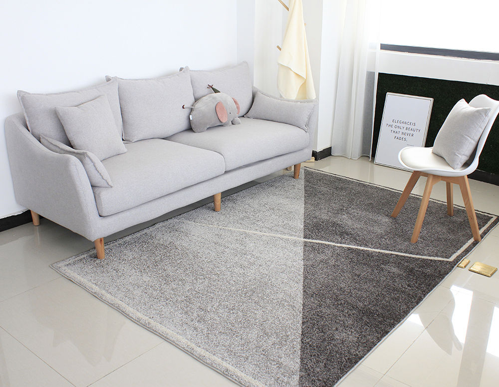 Modern Simple Design Polyester Indoor Rugs Turkish Style ...