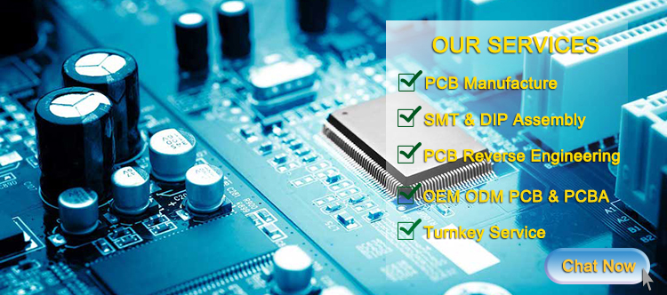 Two Layers PCB Electronic Components PCB PCBA China Manufacturer