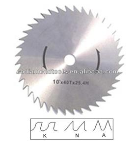 Saw blade used for cutting General Timber/plywood