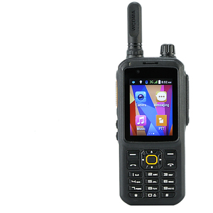 TSSD TS-W2086A F25 3G / Wifi Sim Card Radio Android System Walkie Talkie