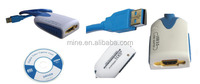 USB3.0 2HDMI/VGA external usb graphics card