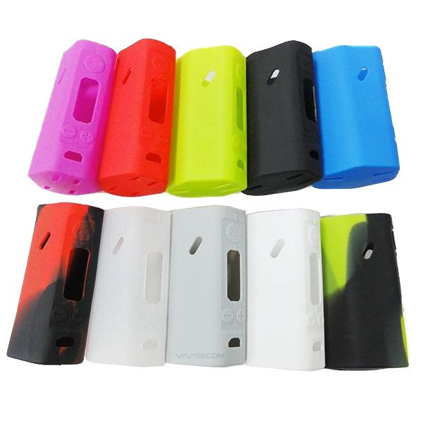 Eco-friendly silicone rx200 case for reuleaux rx200 vs wismec rx200s