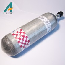 Factory price 6.8L paintball carbon fiber tank for sale