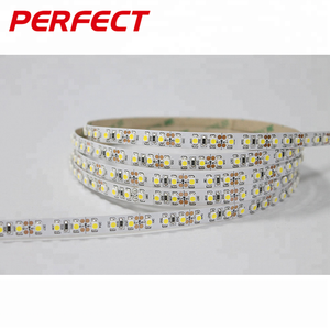 wholesale DC24V voltage yellow white red led strip light SMD 3528 120pcs for underwater