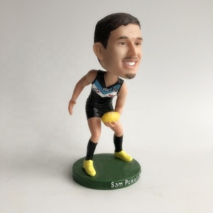 Customized Bobble Head ,Your Own Polyresin Bobblehead factory