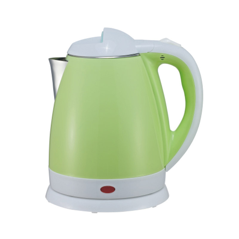 Hot 1.8l Electric Kettles 220v Automatic Stainless Steel Water Heater Kettle Colorful Insulation Kettles For Water Kettle Ek6