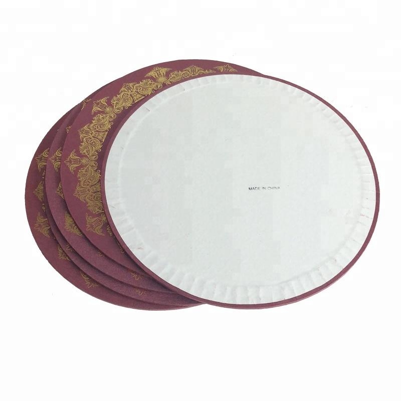 PET Laminated Metallized Cake boards