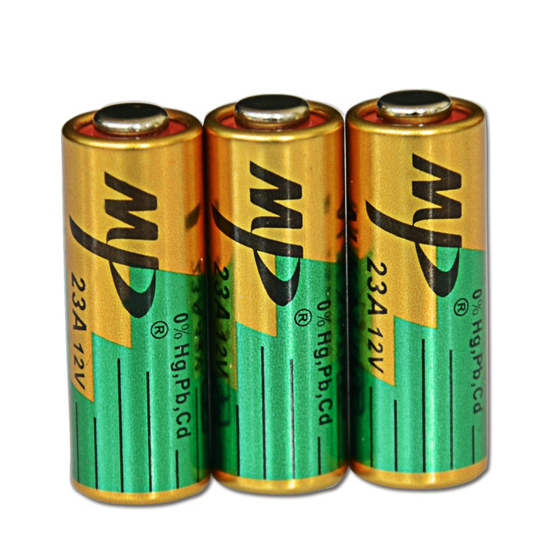 Top Quality MP 12v 23a Alkaline Disposable Battery