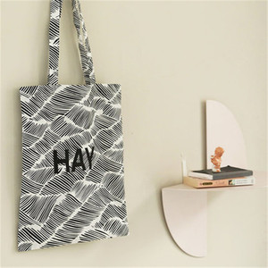 Ginzeal Customized Fashionable Unisex Tote Bag Cotton Canvas Tote Bag