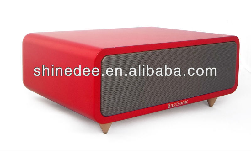 new big wireless bluetooth speaker/hometheater stereo surround high-end music box speaker