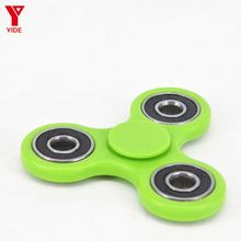 Hot Selling 6 colour Plastic LED Hand Spinner Fidget Torqbar Toy