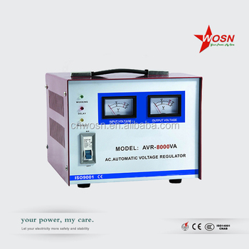 Cheap Price Ac Output Relay Type Avr-8kva Automatic Voltage ...