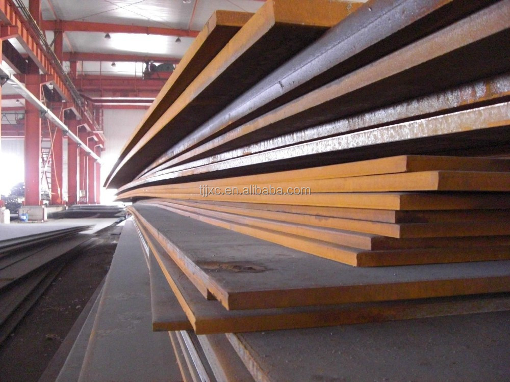 China supplier s235j2 n hot rolled steel sheet 18
