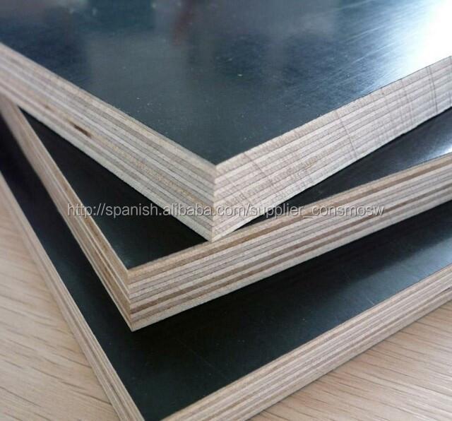 La madera contrachapada competitivo precio buena calidad - Tablero de madera precio ...