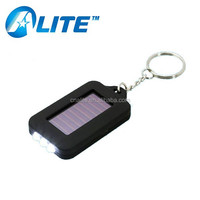 ABS Solar Powered 3LED Solar Key Chain