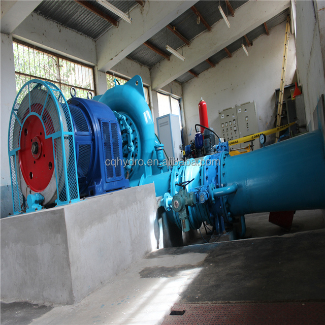 China All Kinds of Micro / Mini Hydraulic Turbine / Water Turbine for Hydro Power Plant