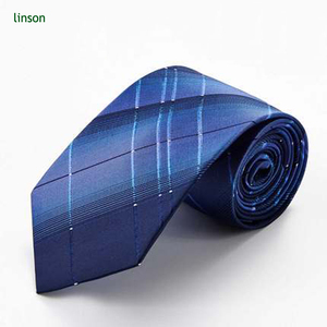 Europe Style Business Type Cheap Price 100% Silk Jacquard Woven Neck Tie