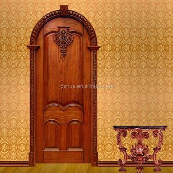 Interior Round Top Door